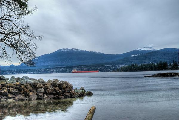 Coastal Shipping - Vancouver Island BC Canada