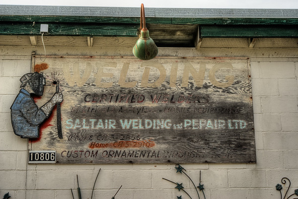 Saltair Welding & Repair Ltd. - Vancouver Island BC Canada
