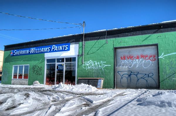 Sherwin-Williams Paints - Victoria BC Canada